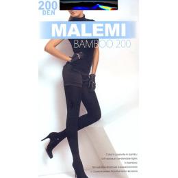 "Malemi колготки женские ""Bamboo"" 200d, nero"