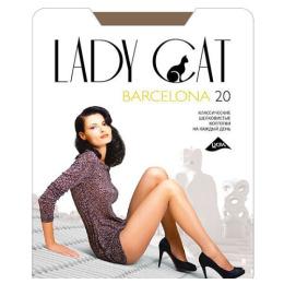 """Lady Cat колготки женские """"Barcelona"""" 20d, телесный"""