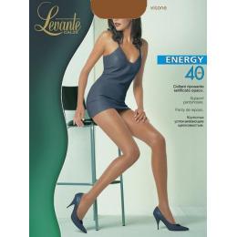 """Levante колготки женские """"Energy"""" 40d, visone"""
