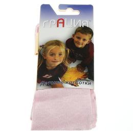 Грация колготки детские Д 4096, светло-розовые