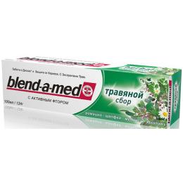 "Blend-a-med зубная паста ""Антикариес. Травяной сбор"""