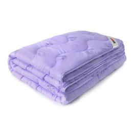 """Одеялson одеяло стеганое серия """"Сова"""" фиолетовое, 200х220"""