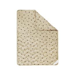 """Мягкий сон одеяло """"Ифири"""" 2-х сторонее стеганое полотно, в фирменом чемодане, 140*205 см"""