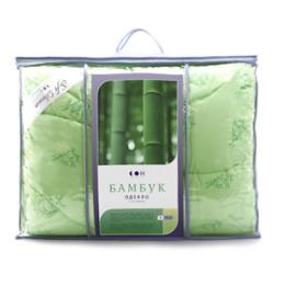 "Мягкий сон одеяло ""Бамбук"", в пакете п/э, рисунок веточка, 140*205 см"