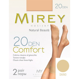 """Mirey гольфы """"Comfort 20"""" daino"""