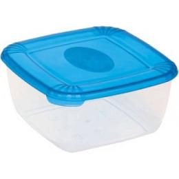 """Plast Team емкость для СВЧ и хранения продуктов """"Polar. micro wave"""" квадратная"""