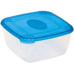 """Plast Team емкость для хранения пищевых продуктов """"Polar"""" квадратная"""