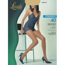 "Levante колготки женские ""Energy"" 40d, naturel"