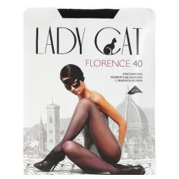 """Lady Cat колготки женские """"Florence"""" 40d, черные"""