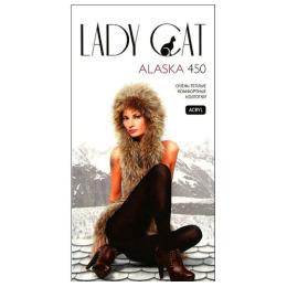 """Lady Cat колготки женские """"Alaska"""" 450d, черные"""