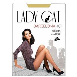 """Lady Cat колготки женские """"Barcelona"""" 40d, телесный"""