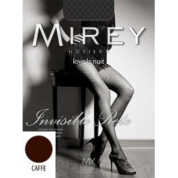 """Mirey колготки """"Invisible rete"""" caffe"""