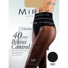 "Mirey колготки Bikini control top"" 40d"", nero"