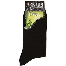 ARKTUR носки мужские Б 420, черные