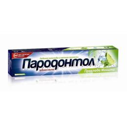 """Пародонтол зубная паста """"Пародонтол"""" прохлада мохито"""