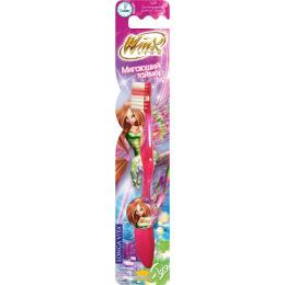 """Longa Vita зубная щетка """"Winx"""" мигающая для детей от 3-х лет"""