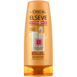 """Elseve бальзам-ополаскиватель для волос """"Роскошь 6 масел"""", 400 мл"""