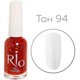 "Platinum Collection лак для ногтей ""Rio"", 8 мл"