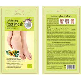 "Skinlite маска-носки для ног ""Отшелушивающая"""