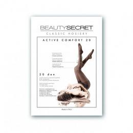"Beauty Secret колготки ""Active Comfort"" 20d, nero"