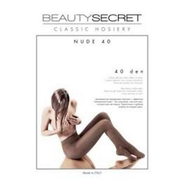 """Beauty Secret колготки """"Nude"""" 40d, camoscio"""