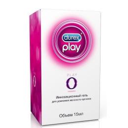 """Durex гель для усиления женского оргазма """"Play O"""" инновационный"""