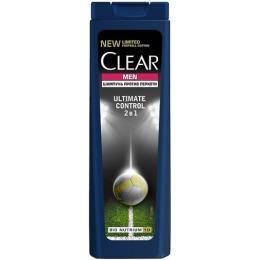 """Clear шампунь и бальзам-ополаскиватель """"2 в 1 Ultimate control"""" против перхоти для мужчин"""