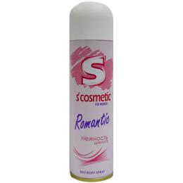 """S'cosmetic дезодорант для тела """"Нежность шелка"""" женский"""