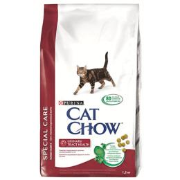Cat Chow корм для профилактики мочекаменной болезни у кошек