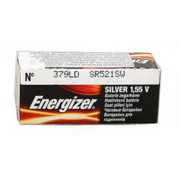 """Energizer батарейка часовая """"Silver Oxide"""" 379 MBL"""