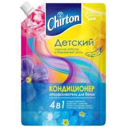 """Chirton кондиционер """"Для детского белья"""" дой-пак, 750 мл"""