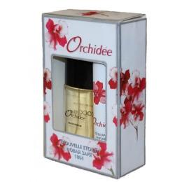 """Новая заря набор """"Орхидея"""" парфюмерная вода 50 мл, дезодорант 75 мл в футляре"""