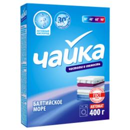 """Чайка стиральный порошок """"Балтийское море"""" универсальный автомат"""