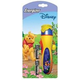 "Energizer фонарь ""Winnie The Pooh""+батарейка алкалиновая тип АА"