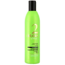 """Organic Shop шампунь для волос """"Жасминовый лайм"""" укрепляющий"""