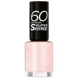 "Rimmel лак для ногтей ""60 Seconds. Super Shine"", 8 мл"