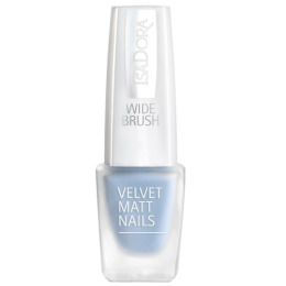 """IsaDora лак для ногтей """"Velvet Matt Nails"""", 6 мл"""