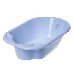 """Little Angel ванночка детская """"Дельфин"""" голубая"""