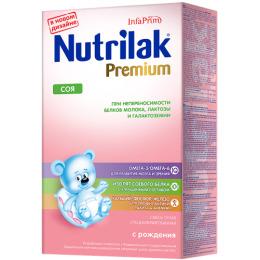 """Nutrilak молочная смесь """"Premium. СОЯ"""""""