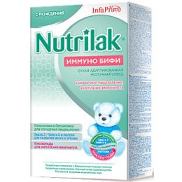 """Nutrilak молочная смесь """"Иммуно Бифи"""""""