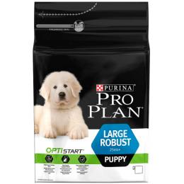 Pro Plan корм для щенков крупных пород курица и рис