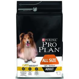 Pro Plan корм для собак с избыточным весом курица и рис, 14 кг