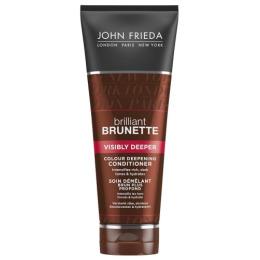 """John Frieda кондиционер """"Brilliant Brunette. Visibly Deeper"""" для создания насыщенного оттенка темных волос, 250 мл"""