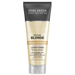 """John Frieda кондиционер """"Sheer Blonde"""" для светлых волос активирующий и увлажняющий, 250 мл"""