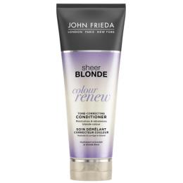 """John Frieda кондиционер """"Sheer Blonde. Сolour Renew"""" для восстановления и поддержания оттенка осветленных волос, 250 мл"""