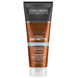 "John Frieda шампунь ""Brilliant Brunette. Colour Protecting"" для защиты цвета темных волос, увлажняющий, 250 мл"