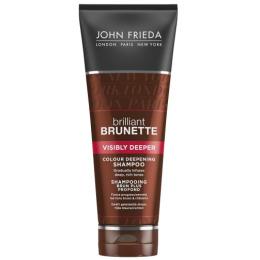 """John Frieda шампунь """"Brilliant Brunette. Visibly Deeper"""" для создания насыщенного оттенка темных волос, 250 мл"""