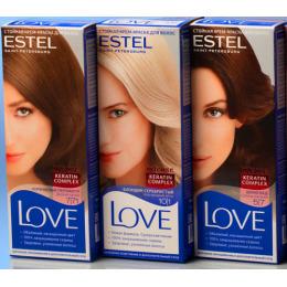 """Estel крем-краска """"Love intense"""" стойкая"""