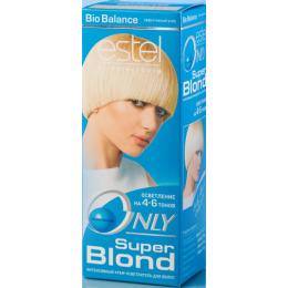 """Estel крем-осветлитель """"Only super blond"""" для волос, интенсивный"""