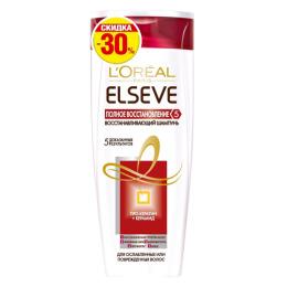 """Elseve шампунь """"Полное восстановление 5"""" для ослабленных или поврежденных волос"""